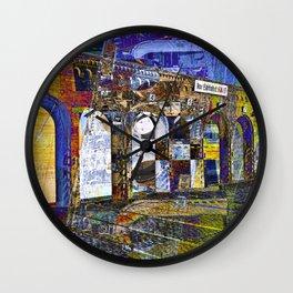 City Sound of Berlin Wall Clock