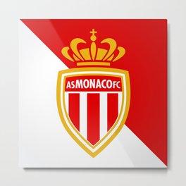 AS Monaco Metal Print