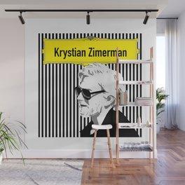 Krystian Zimerman Wall Mural