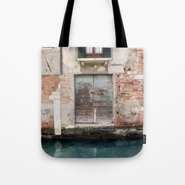 A venice door Tote Bag