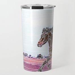 Wild Horse 1 Travel Mug