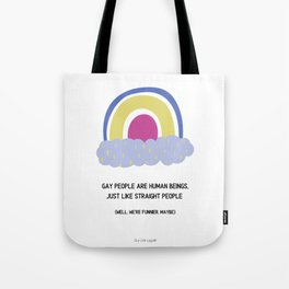 My Own Kind of Normal Tote Bag
