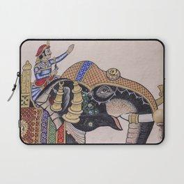 Shah & Elephant Laptop Sleeve