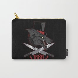 Whitechapel Wolf Carry-All Pouch