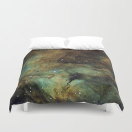 Gamma Cygni Nebula Duvet Cover