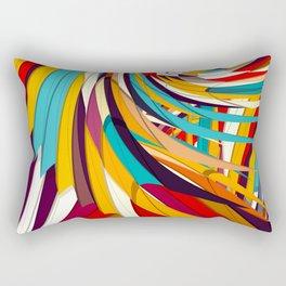 Be My World Rectangular Pillow