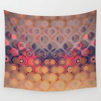 bubbles Wall Tapestries featuring Bubbles by PhotoStories