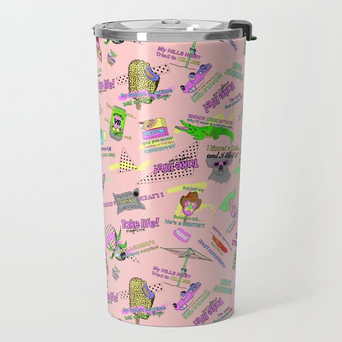 Take Life Mag! Travel Mug