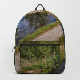 Causeway To The Chequers Backpack