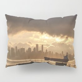Stormy Harbour Pillow Sham