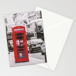 Phony in Red Stationery Cards