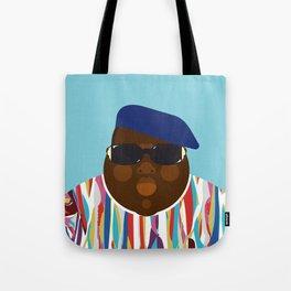 Notorious V Tote Bag