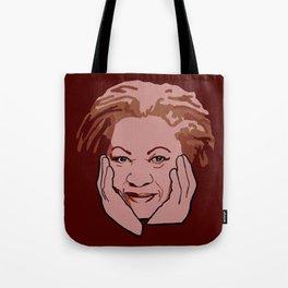 Toni Morrison Tote Bag