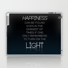 Harry Potter Albus Dumbledore Quote Laptop & iPad Skin