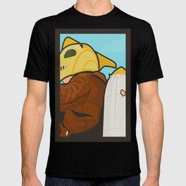 Go get 'em, kid T-shirt