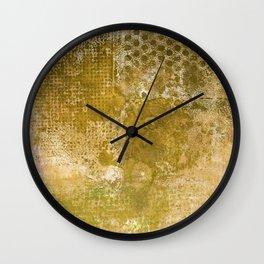 Abstract No. 215 Wall Clock