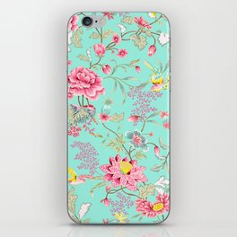 Hatsumo Exquisite Oriental Pattern III iPhone Skin