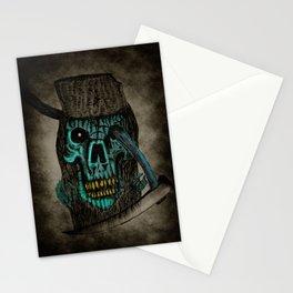 Kill The Corrupt (Portrait Version) Stationery Cards
