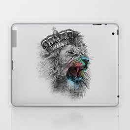 King Lion Laptop & iPad Skin