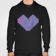 Heart X Purple Hoody