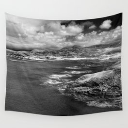Scottish Bays Wall Tapestry