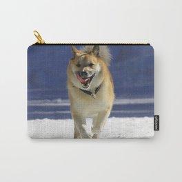 IcelandicSheepdog20150402 Carry-All Pouch