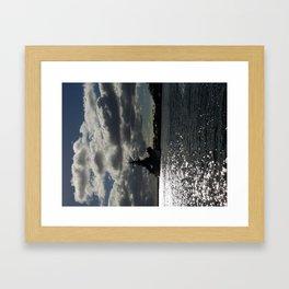 Ol Moe Framed Art Print