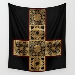 Lament Configuration Cross Wall Tapestry
