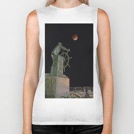 Lunar Eclipse Biker Tank