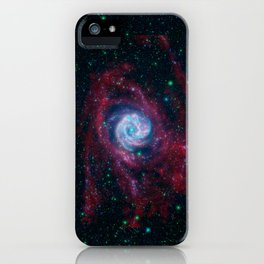 808. Beyond the Borders of a Galaxy iPhone Case
