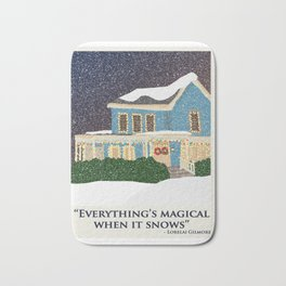 Gilmore girls house Bath Mat