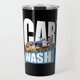 Let Your Car Shine Travel Mug