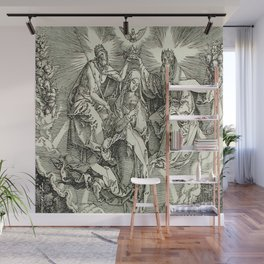 Durer – the assumption of Mary Wall Mural