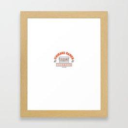 Ramen Art Print Framed Art Print