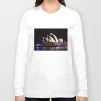australia Long Sleeve T-shirts featuring Australia by lcouch