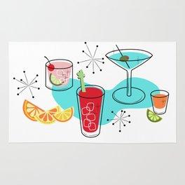 Cabo Cocktails Rug