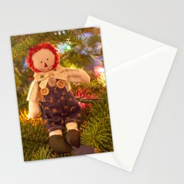 Merry Little Andy Stationery Cards