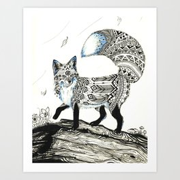 My sweater Art Print