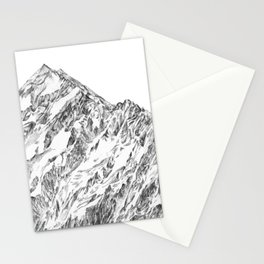 Mt cook Stationery Cards