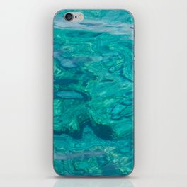 Mediterranean Water iPhone Skin
