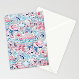 So Much Snow! Stationery Cards