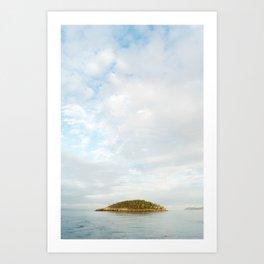 Deception Island Art Print