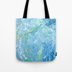 Mary's wave. Tote Bag