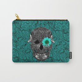 Insect Skull Carry-All Pouch