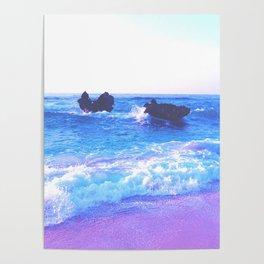 DREAMY BEACH Poster
