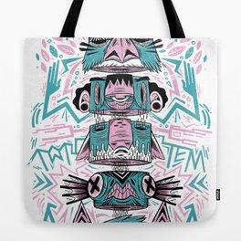 Toto-Tem Tote Bag