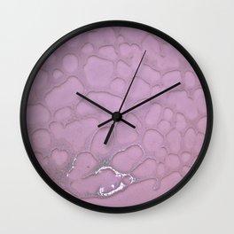 Bubble Water Wall Clock