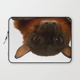 Little Red Flying Fox Hanging Out  Laptop Sleeve