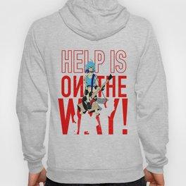 Help is on The Way Hoody