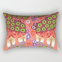 Ishihara Hill Rectangular Pillow